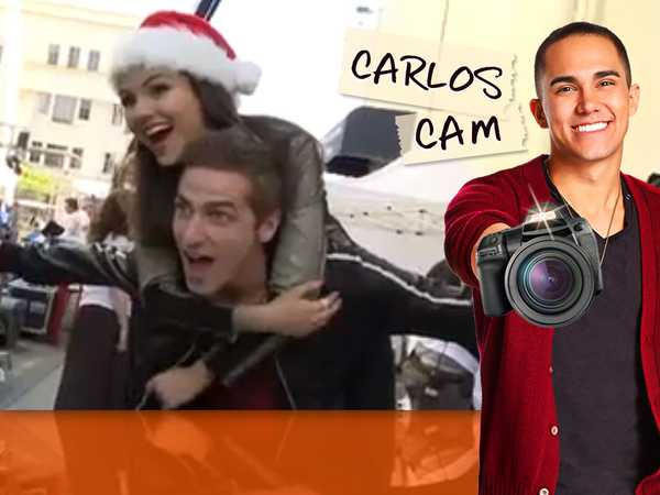 Carlos Cam: Big Time Director