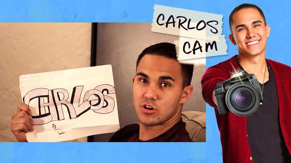 Carlos Cam: Fan Mail