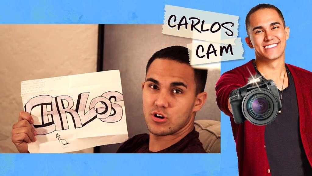 Carlos Cam: Fan Mail