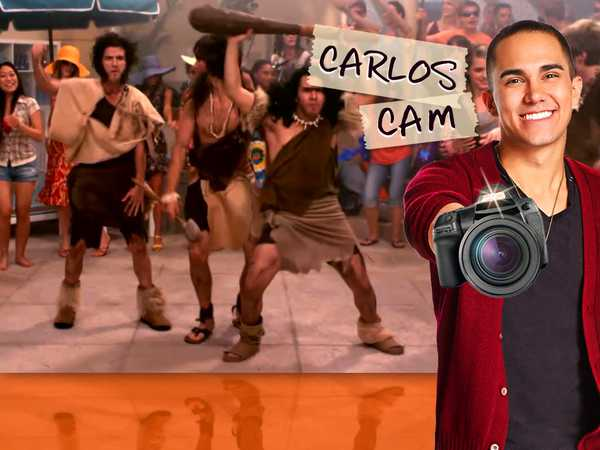 Carlos Cam: Big Time Memories