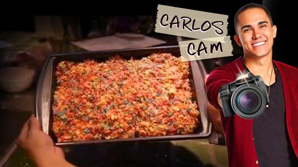 Carlos Cam: Rice Krizzle Treats!