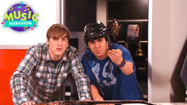 "Big Time Rush NLA: ""Big Time Song Writers"""
