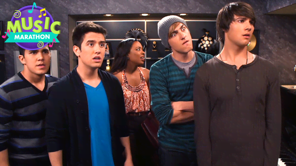 "Big Time Rush: ""Big Time Girl Group"""