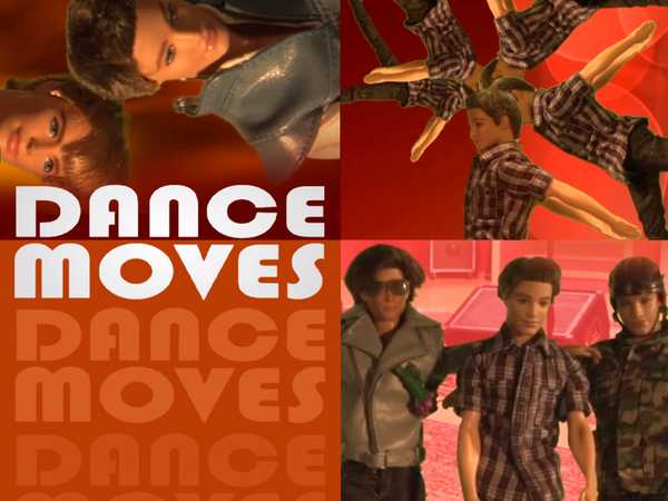 "Small Time Rush: ""Dance Moves"""