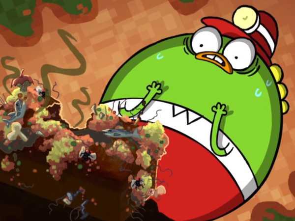"""Breadwinners: """"Stank Breath/Frog Day Afternoon"""""""