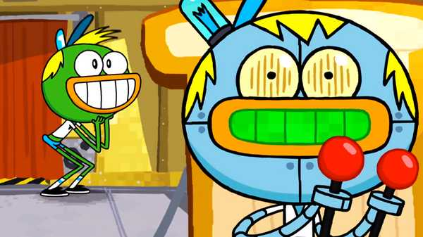 """Breadwinners: """"Rocket Trouble/The Brave and the Mold"""""""