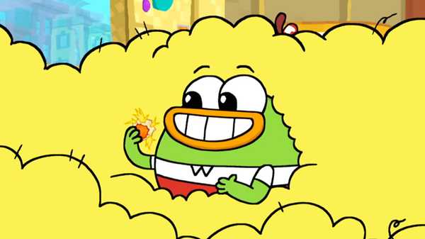 "Breadwinners: ""Insane in the Crane Game/Buhdeuce Goes Berserks"""