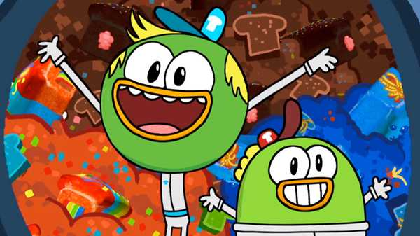 "Breadwinners: ""Space Ducks/Kettastrophe"""