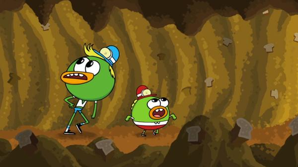 "Breadwinners: ""The Bread Mine"""