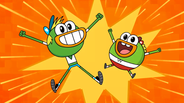 "Breadwinners: ""Adventures in Big Baby Bun Sitting/Crumbskull"""
