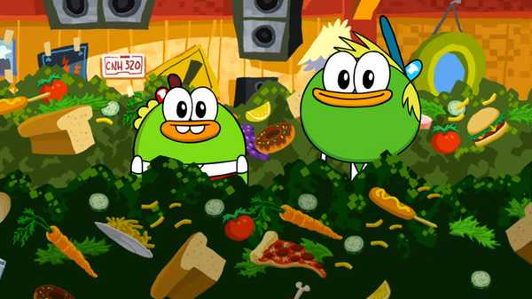 "Breadwinners: ""Trash Bandit/Eat At Pumpers"""