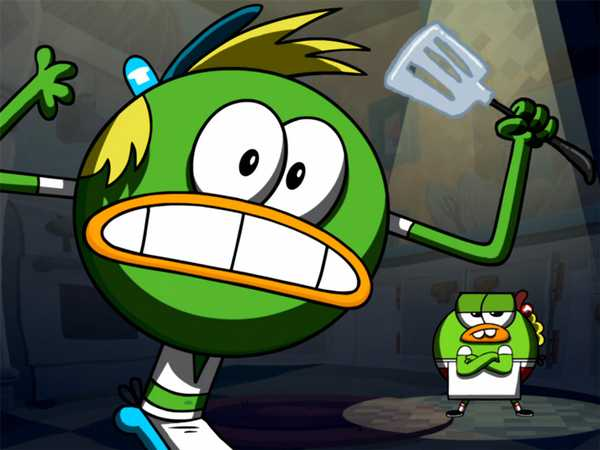 "Breadwinners: ""Sneeze The Day/Tooth Fairy Ducks"""