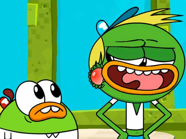 "Breadwinners: ""Roboloafie/Bad Zituation"""