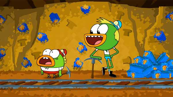 "Breadwinners: ""Graining Day/Breadator"""