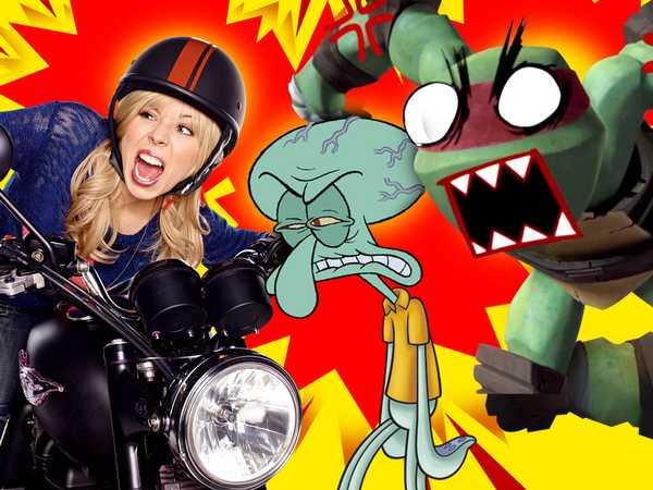 "SpongeBob SquarePants: ""Cranky Character Crank-Athon"""