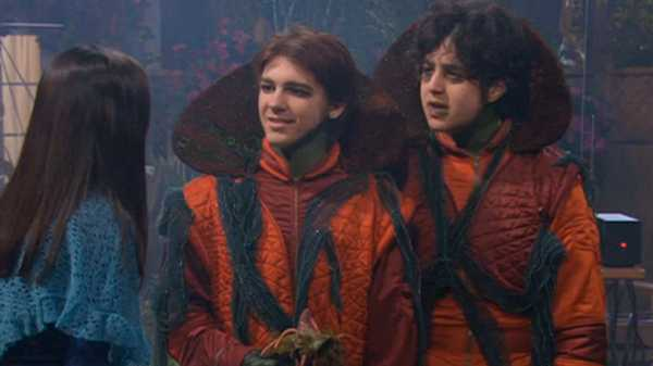 "Drake & Josh: ""Alien Invasion"""