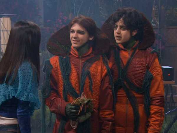 "Drake & Josh: ""Alien Invasion"""