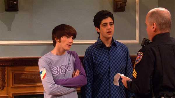"Drake & Josh: ""I Love Sushi"""