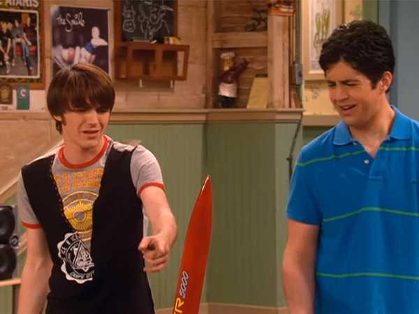 "Drake & Josh: ""Tree House"""