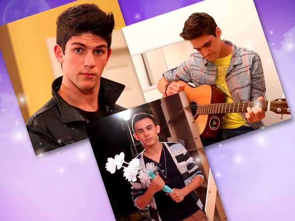 "Every Witch Way: ""Boys of Every Witch Way"""