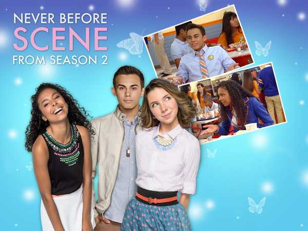 "Every Witch Way: Never Before Scene: ""Diego Gets Dissed"""