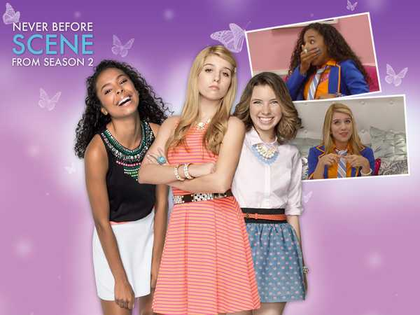 "Every Witch Way: Never Before Scene: ""Maddie's Bossy"""