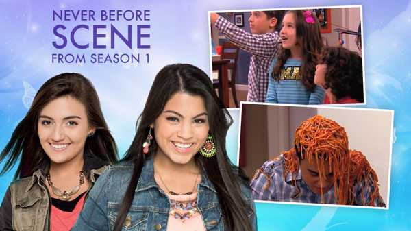 "Every Witch Way: ""Never Before Scene: Pasta Prank!"""