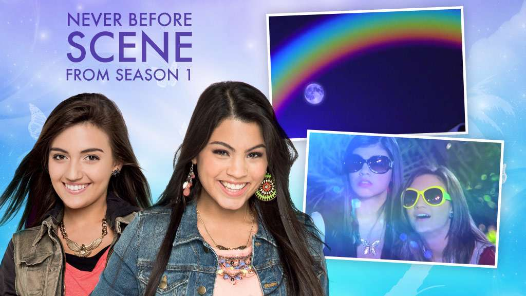 """Every Witch Way: """"Never Before Scene: The Nighttime Rainbow"""""""