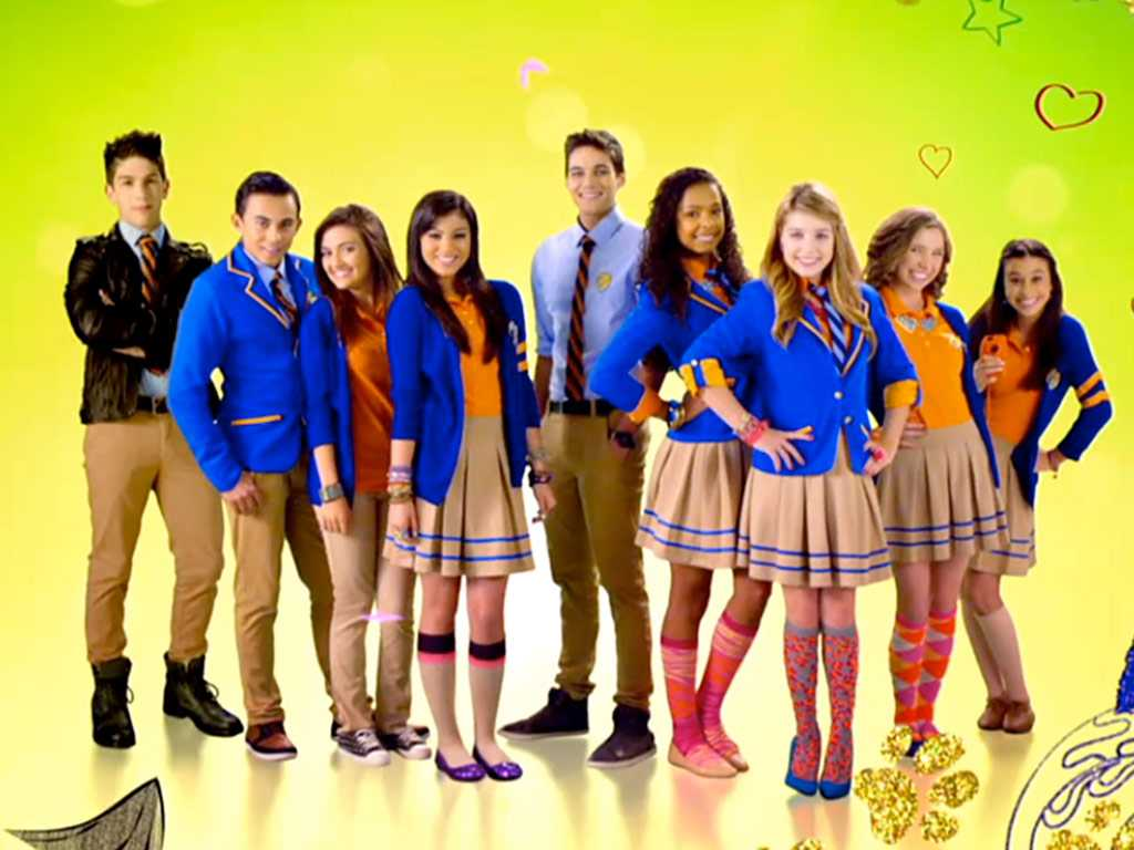 Every Witch Way Season 3 Wallpaper Every Witch Way