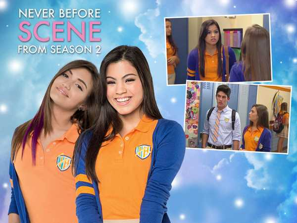 "Every Witch Way: Never Before Scene: ""Andi and Jax Team Up"""