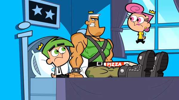 """Fairly OddParents: """"Jerk of All Trades/Snack Attack"""""""