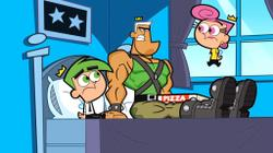 "Fairly OddParents: ""Jerk of All Trades/Snack Attack"""