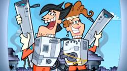 """The Fairly OddParents: """"Poltergeeks/Beach Blanket Bozo"""""""