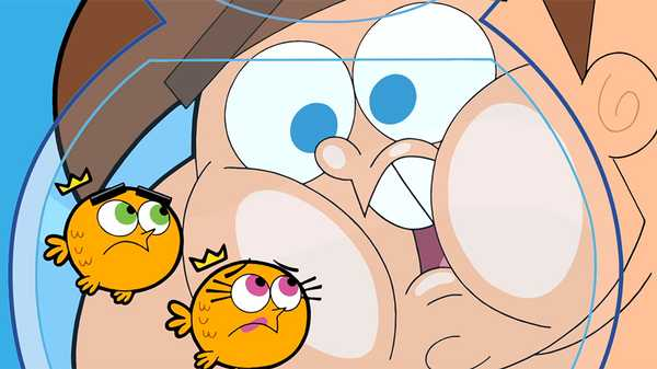 """The Fairly OddParents: """"Whittle Me This/Mayor May Not"""""""