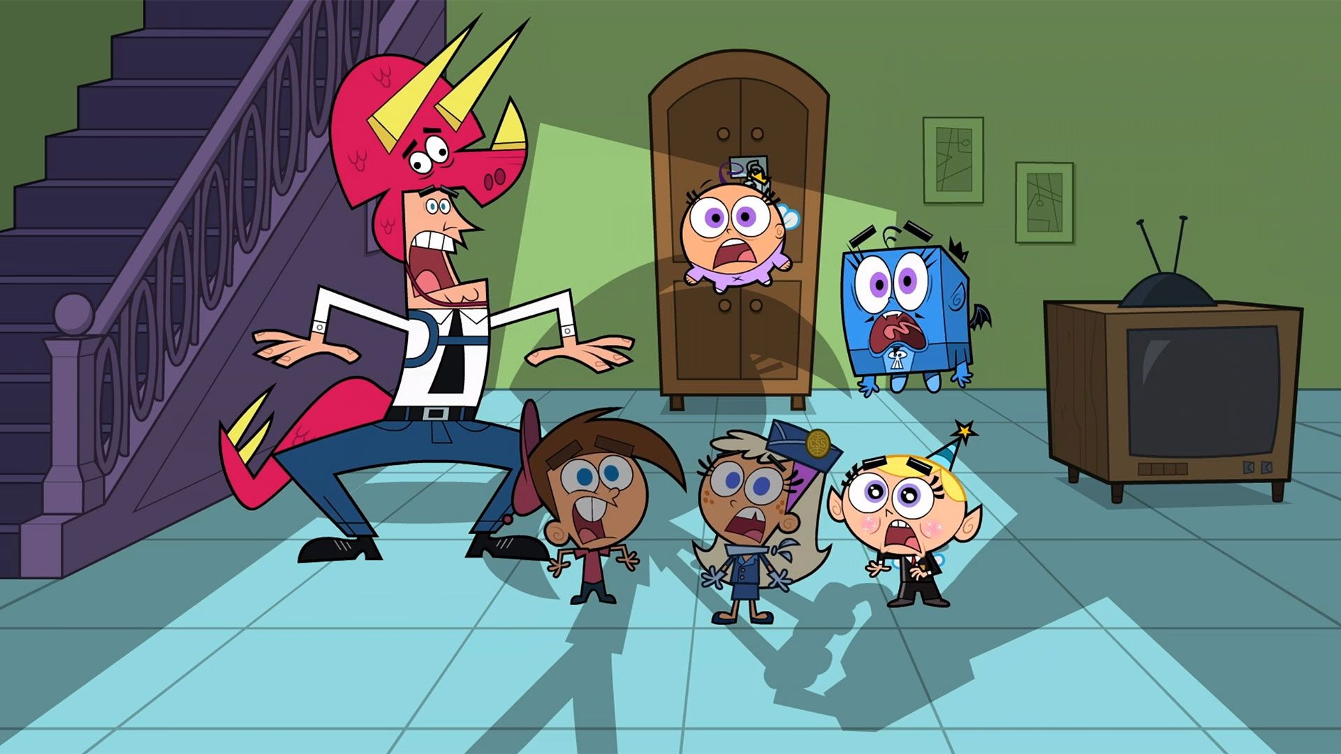 the fairly oddparents full episodes certifiable super sitter