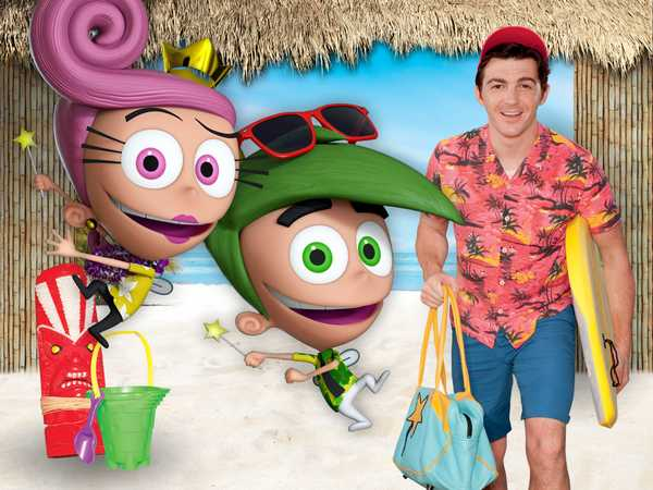 "A Fairly Odd Summer: ""Fairly Odd Travel Agency"""