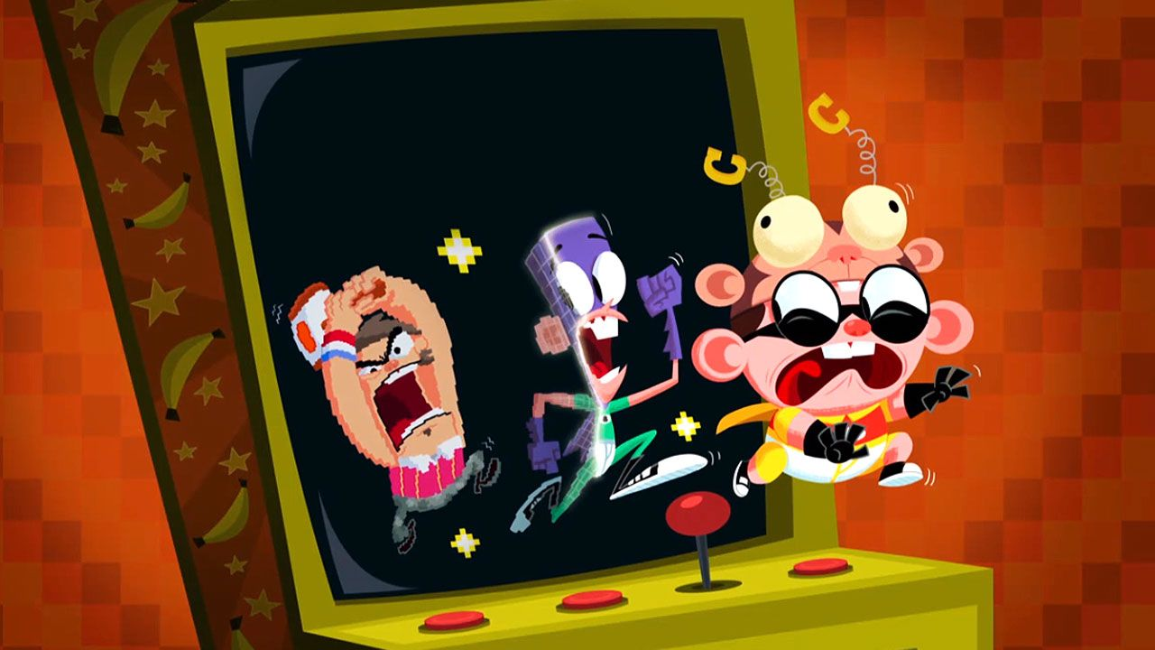Fanboy & Chum Chum: Fanboy and Chum Chum: 