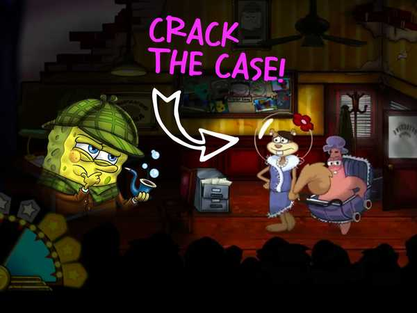 "NickGamer: ""The SquarePants Mysteries"""
