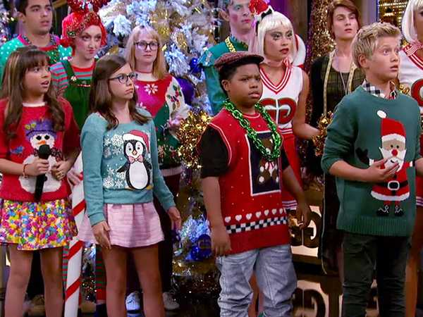 "Game Shakers: ""A Reggae Potato Christmas"""