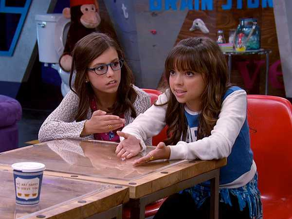 "Game Shakers: ""Poison Pie"""