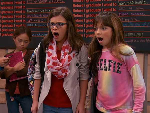 """Game Shakers: """"Nasty Goats"""""""