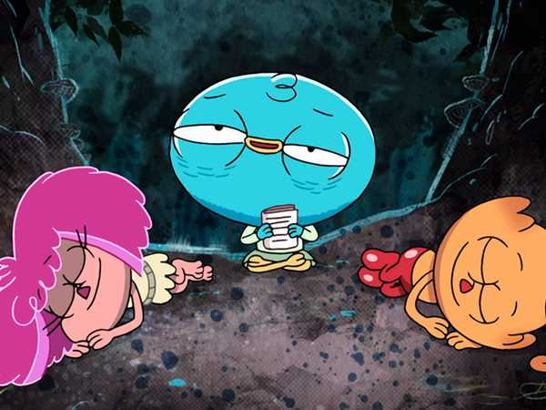 "Harvey Beaks: ""The Sleepover's Over/Certified Babysitter"""