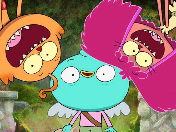 "Harvey Beaks: ""The Rental Bike/Anti-Valentine's Day"""