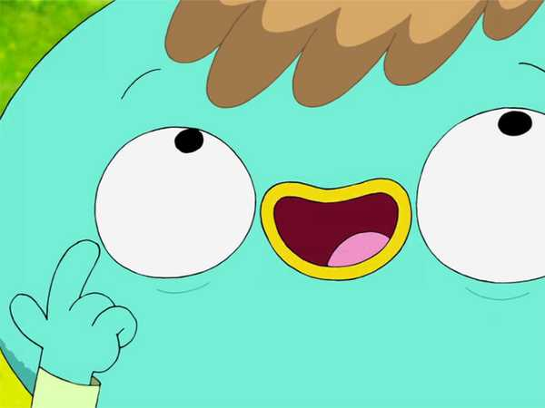 "Harvey Beaks: ""A Tail of Les Squirrels/Someone's Stealing My Stuff"""