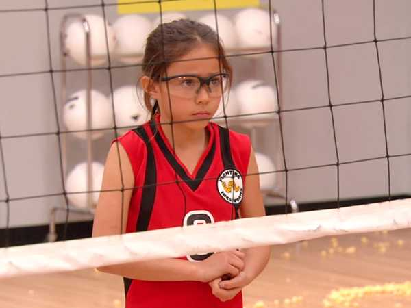 """Haunted Hathaways: """"Haunted Volleyball"""""""