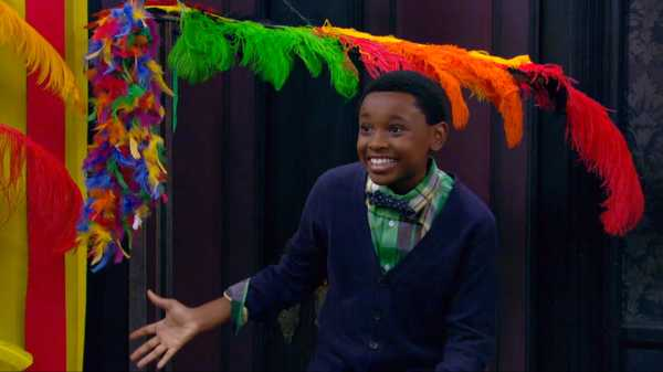 "Haunted Hathaways: ""Haunted Secret Agent"""