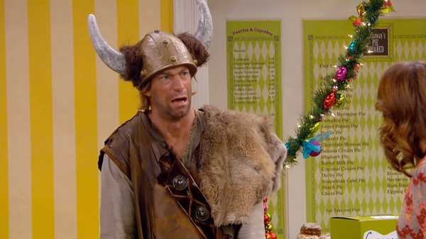 "Haunted Hathaways: ""Haunted Viking"""
