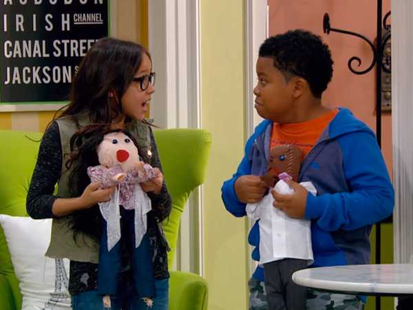 "Haunted Hathaways: ""Haunted Voodoo"" Alternate Ending"