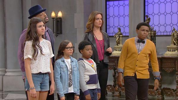 "The Haunted Hathaways: ""Haunted Family"""