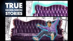 "Haunted Hathaways: ""True Nickelodeon Stories: Beneath the Cushions"""